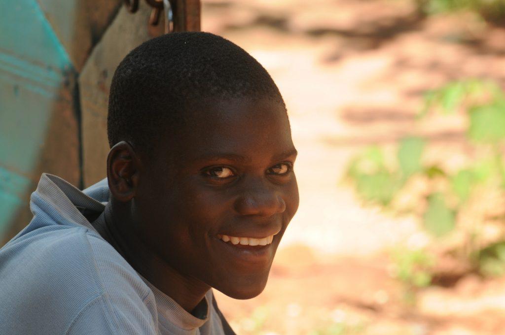 La sonrisa de África