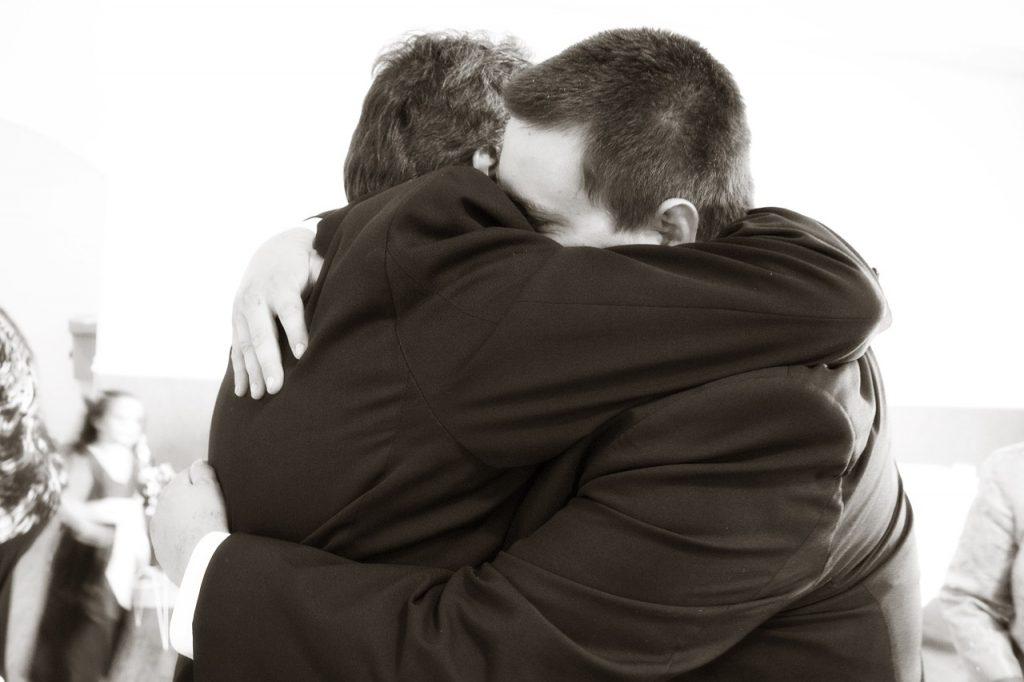 El abrazo: la mejor medicina para el alma
