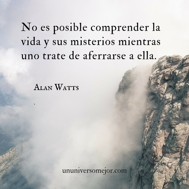 Alan Watts frases