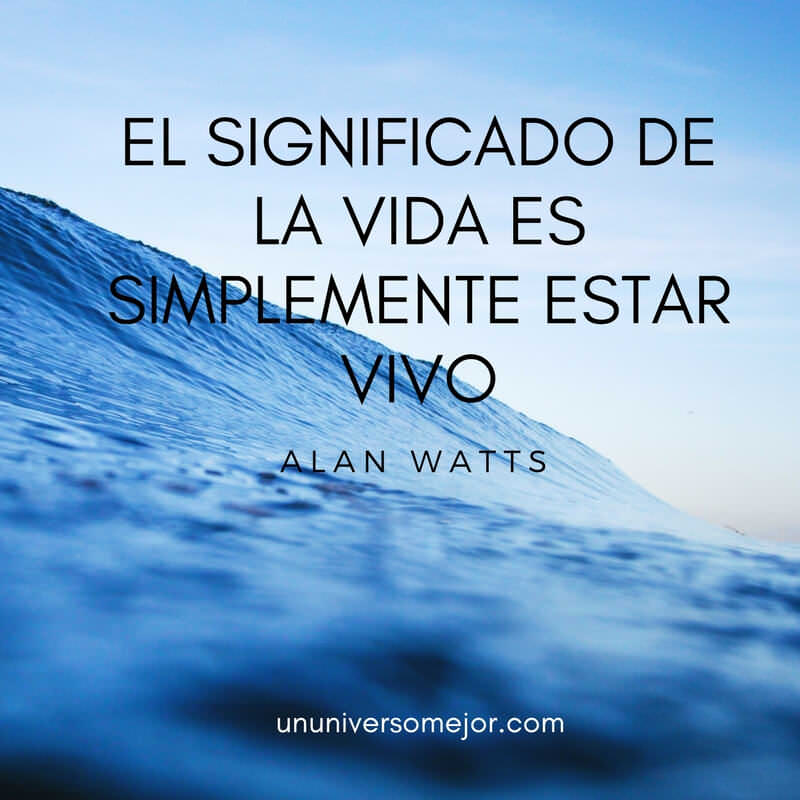 Alan Watts libros