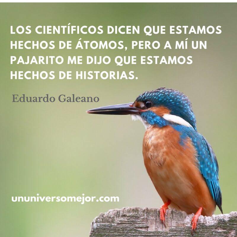 Eduardo Galeano pensamientos
