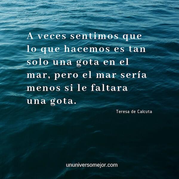Madre Teresa De Calcuta Biografia Pensamientos Y Frases Un
