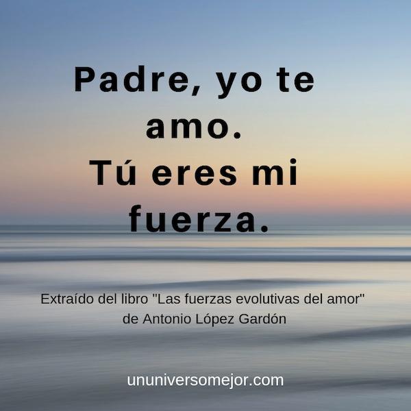 """Reseña del libro """"Las fuerzas evolutivas del amor"""" de Antonio López Gardón."""